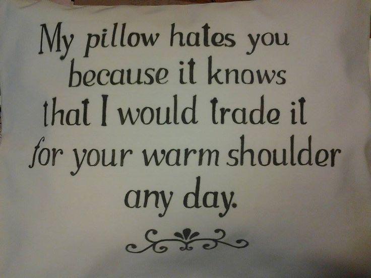 pillow for my boyfriend ^^
