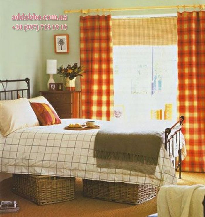 Дизайн спальни в стиле кантри Портал о недвижимости SINK