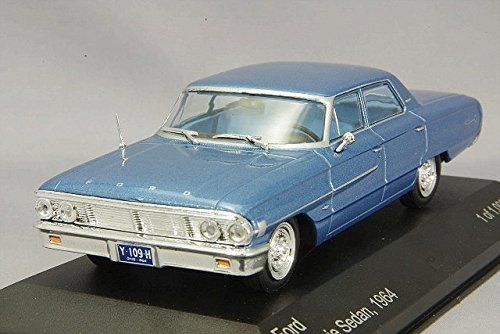 ☆ Whitebox 1/43 フォード ギャラクシー セダン 1964 メタリックライトブルー WHITEBOX http://www.amazon.co.jp/dp/B018VPCX1O/ref=cm_sw_r_pi_dp_-CFywb1VK7CE4