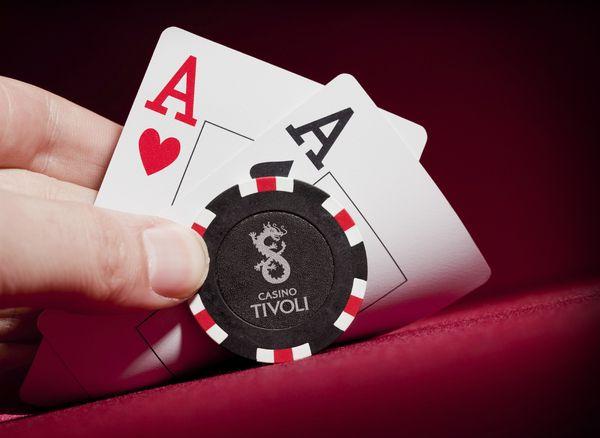 Casino Tivoli by GOMA , via Behance