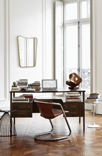 Retro Office | #connox #beunique