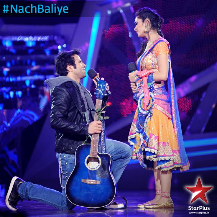 Rithvik went down on knees and proposed Asha. Repin if you love this epic moment.