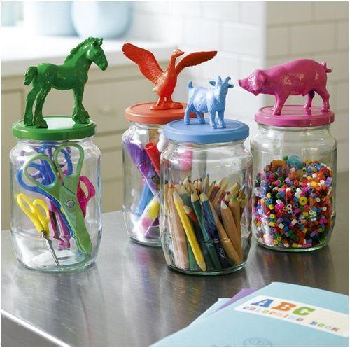 Such a cute Idea for little kids.