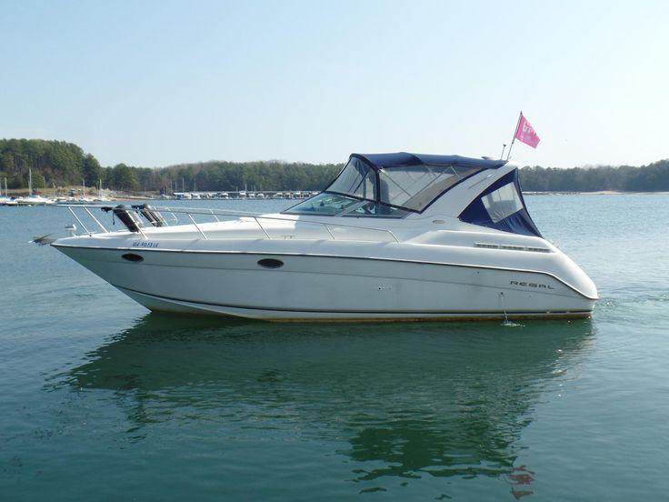 1997 Regal 322 for sale in Buford, GA   American Boat Brokers 866-535-5740