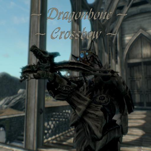 Dragonbone Crossbow