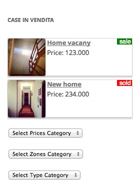 ImmobilCIO e Nuove Funzionalità  Real Estate Plugin WordPress