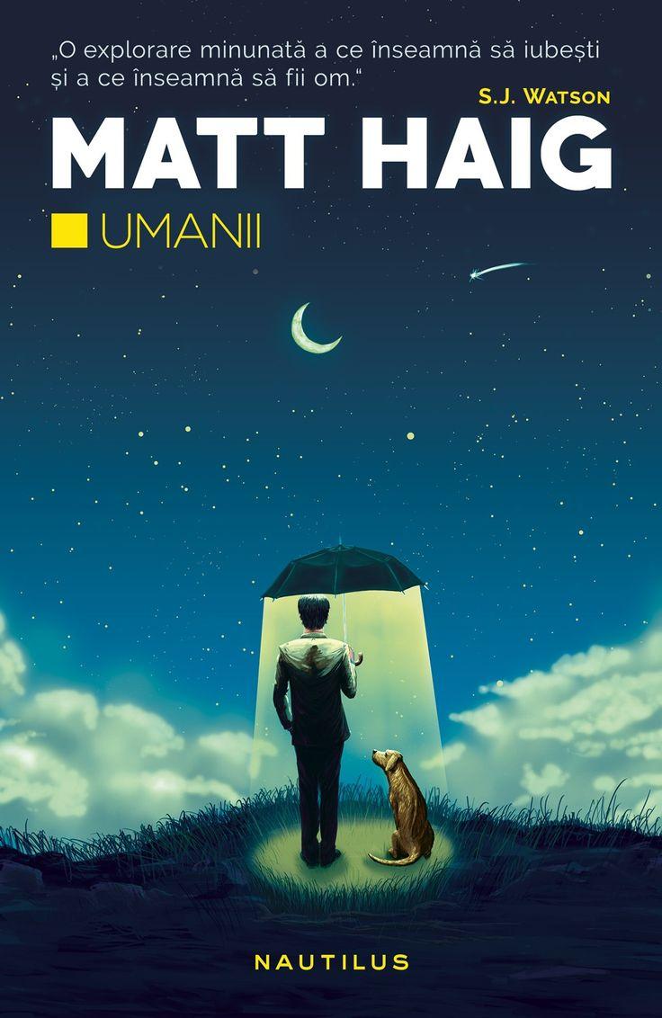Ce Citește Liviu 79: Matt Haig – Umanii | Blog-ul fanului science fiction