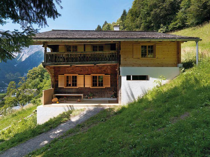 Kinderbuchhaus | modernisiertes Bauernhaus | Sanierung