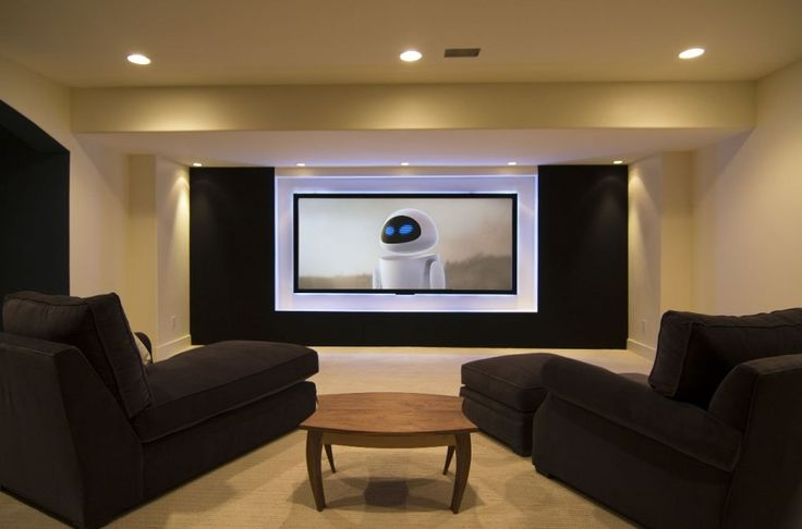 Architecture:Gorgeous Basement Finishing Ideas Low Ceiling With Basement Framing Ideas And Black Lounge Chairs Plus Wooden Table With Ceiling Lights And Flat Screen Tv Feat Wooden Floor For Home Theater Room Basement Design Ideas The Coolest Basement Finishing Ideas for Your On – going Remodeling Basement