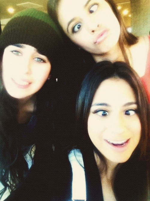Ally, Camila and Lauren
