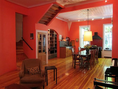 1000 images about on the walls on pinterest paint for Neutral red paint colors