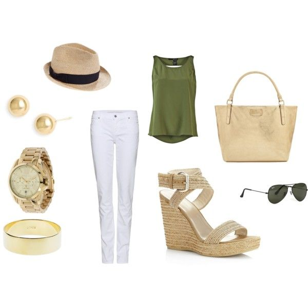"""spring"" by paigefarrington on Polyvore"
