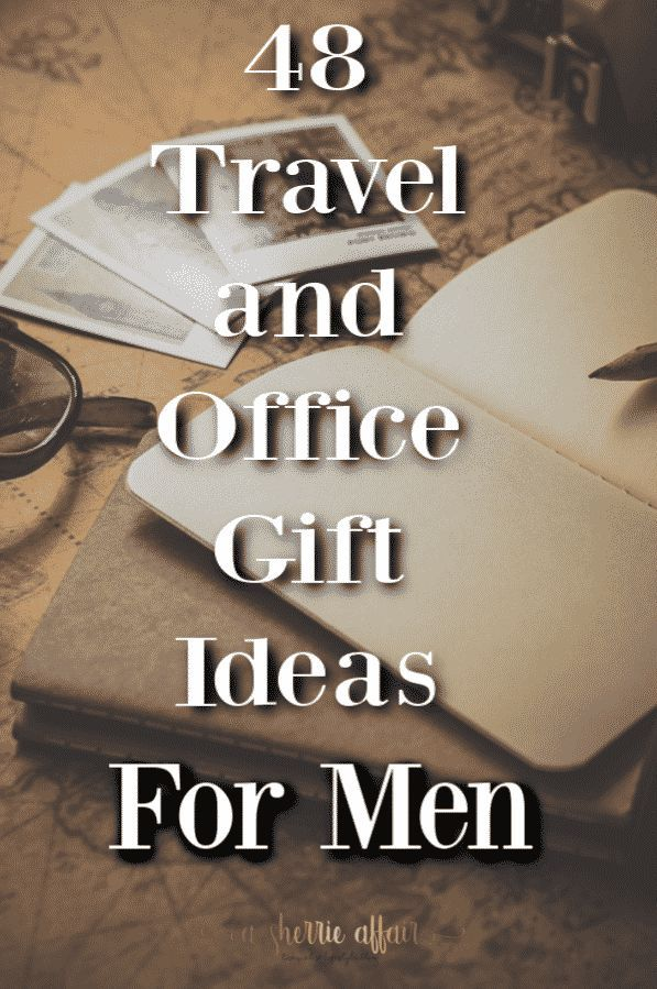 48 Travel And Office Gift Ideas For Men Gifts For Office Office Gifts Travel Gift Men