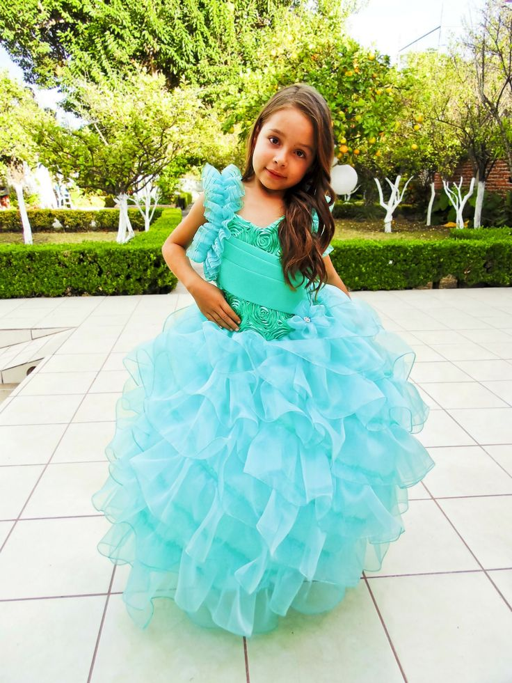 Vestidos de niña para toda clase de eventos solo en www.chicasdress.com