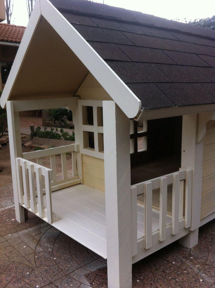 17 best ideas about casas para perros on pinterest casas - Casa de mascotas ...
