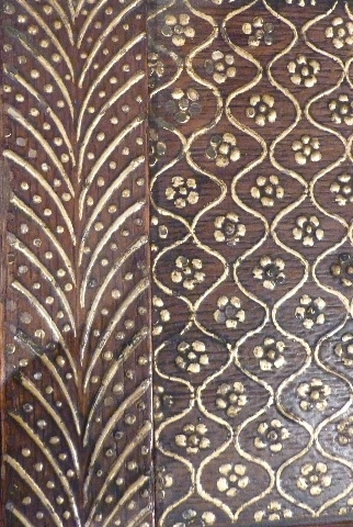 Balinese patterns