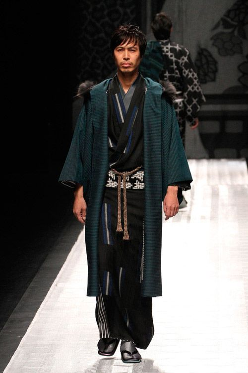 37 Best Images About Fashion Mens Kimono On Pinterest Fashion Men Coiffures And Men Street Styles