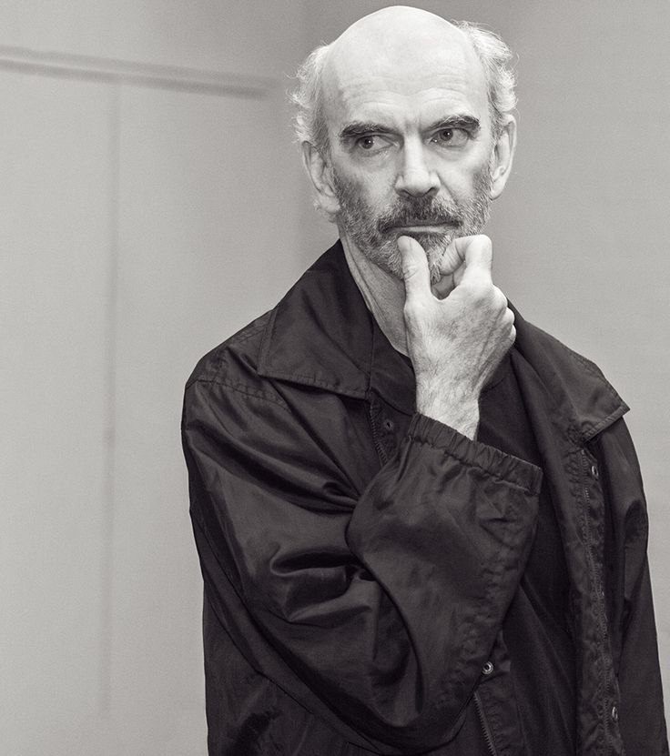 Nicholas Hope, actor/director.