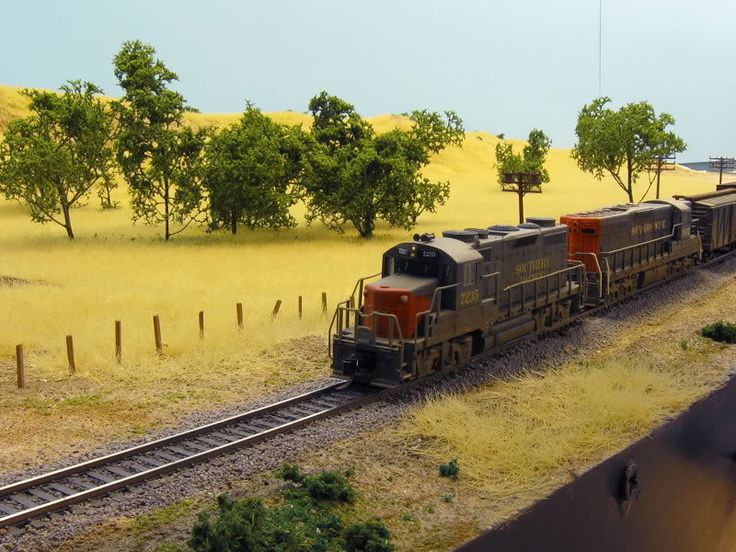 CSX Dixie Line in N Scale: Links