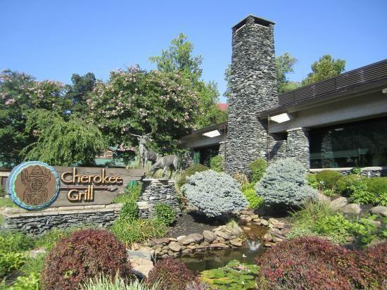 Attractive Cherokee Grill ~ Great Dining In Gatlinburg, TN