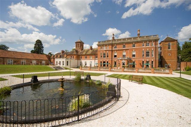 Ideal Wedding Destination. Oakley Hall Park near Basingstoke