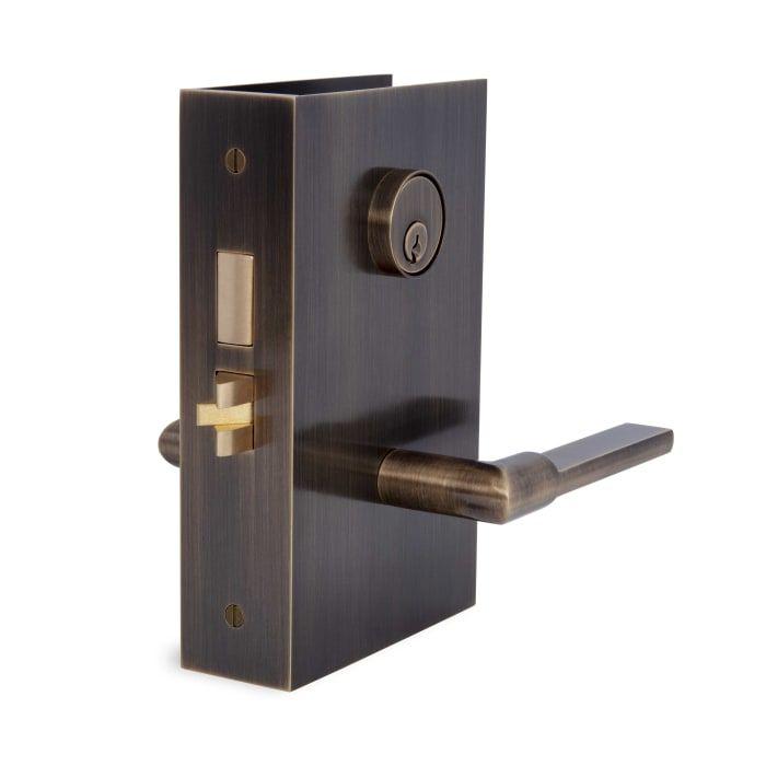 Brickell Cuff Jay Jeffers For Access By Accurate Door Handles Modern Door Hardware Interior Door Handles Interior