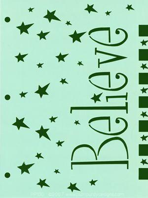Free Primitive Star Stencil | categories supplies stencils believe primitive star stencil 100