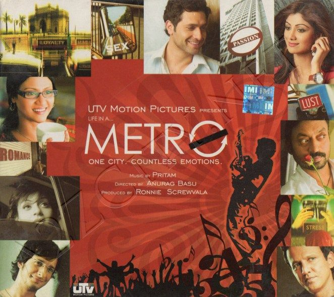 Life in a... Metro [2007 - FLAC] - A2ZCity.net | A2zcity.Net