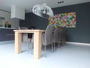 Gietvloer keuken Tilburg