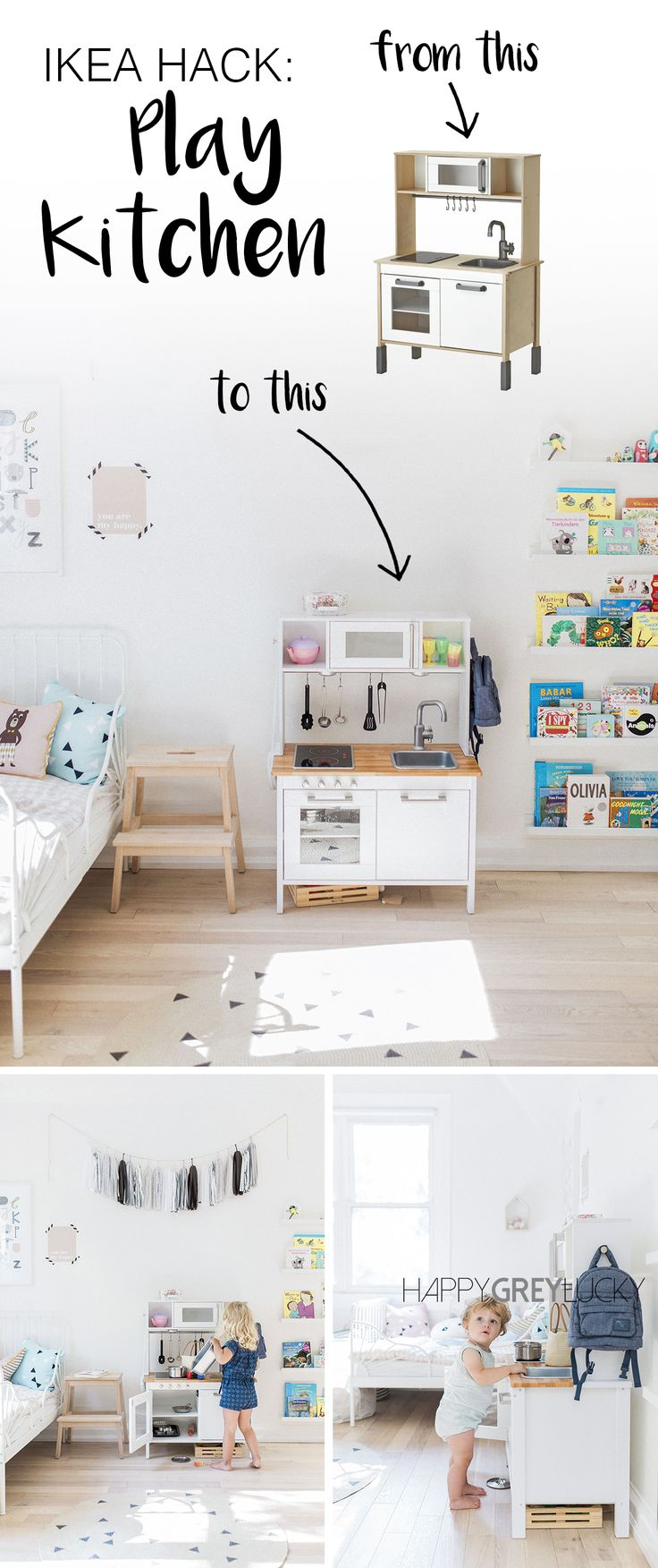 Innovativ 28 best Ikea DUKTIG hacks images on Pinterest | Play kitchens  NS33