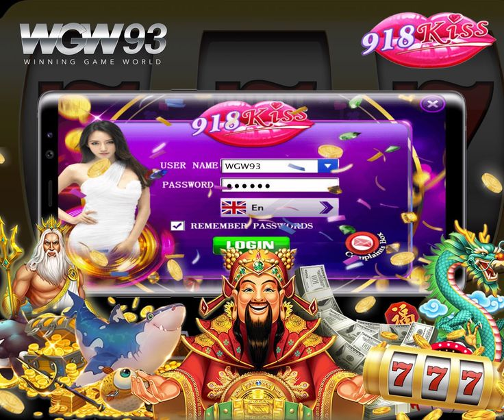 Play 918kiss game atWGW93 Trusted Online Casino