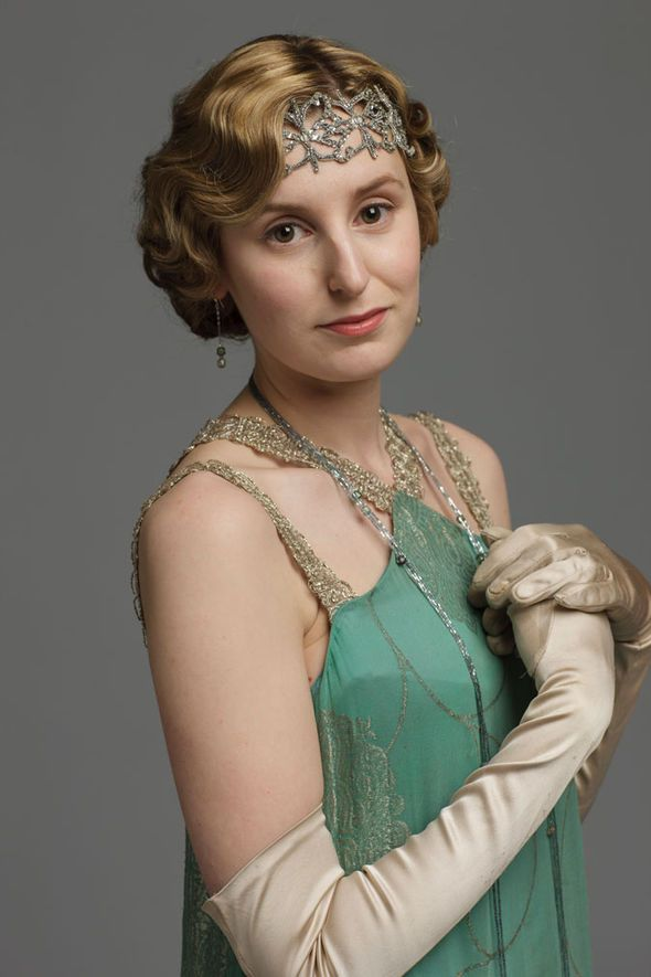Downton Abbey actress Laura Carmichael and her final wish for Lady Edith