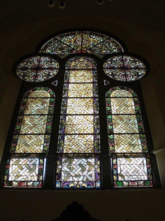 Fenster christuskirche-windhoek - Christuskirche (Windhoek) – Wikipedia