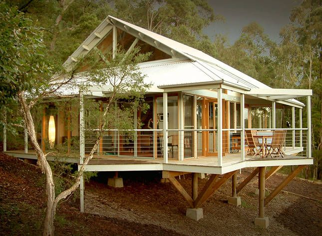 Bombah Point Eco Cottages, a Myall Lakes Resort | Stayz