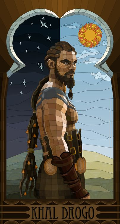 Khal Stained Glass Art