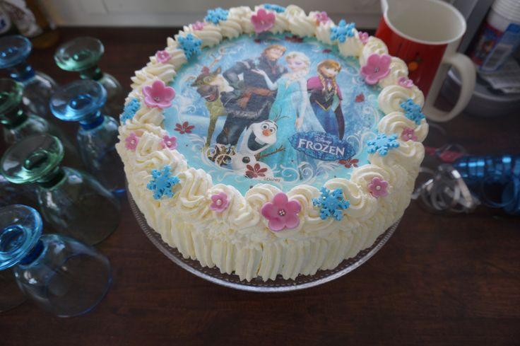 Frozen-kakku
