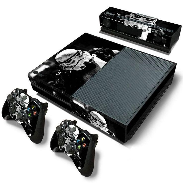 Xbox One Console Skin - Stormtrooper Console Skin