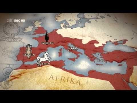 Terra X: Große Völker - Die Römer - YouTube