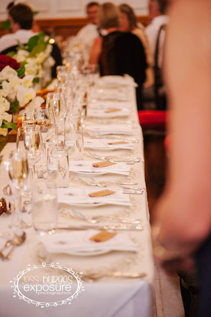 Bridal Table #weddingTable