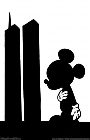 911 Mickey May we never forget Honoring The Victims