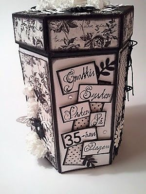 black and white box 3