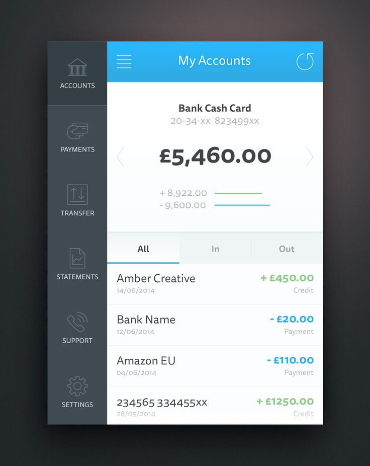 Dribbble - bank-app-real-pixels.jpg by Sebastiano Guerriero