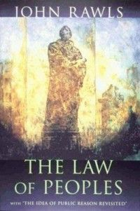 Book cover: The law of peoples ; with The idea of public reason revisited av