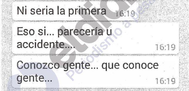 """Seis meses de acoso al policía que ha destapado el chat contra Carmena: """"Alguien tiene su foto?"""""""