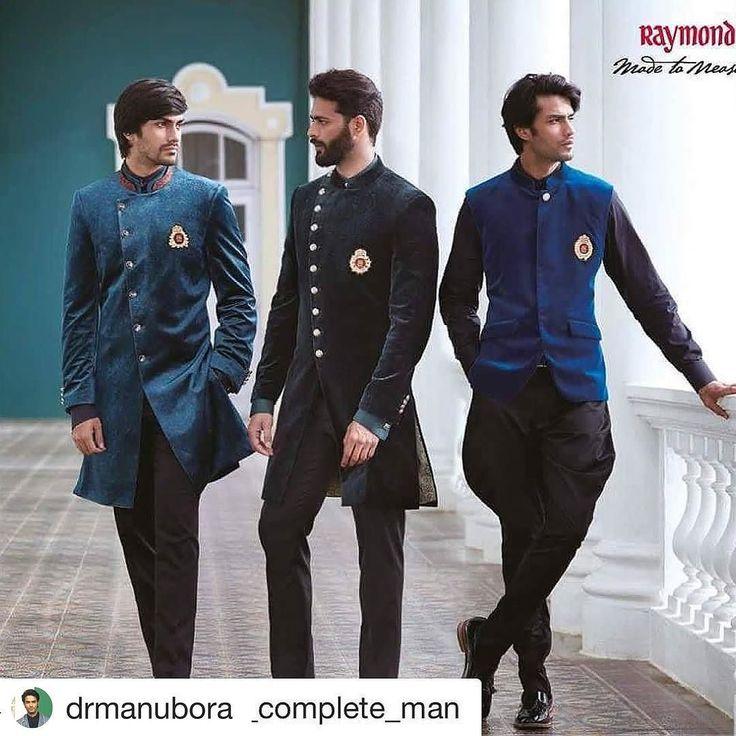 Danish n manu @danishqayoum @drmanubora for @raymond_the_complete_man #Repost @drmanubora with @repostapp  #Repost @raymond_the_complete_man  There's badge value.  And then there are badges that are invaluable. #Raymond #RaymondMadeToMeasure #MadeToMeasure #jodhpur #jodhpuris #bandhgala #jackets #bandhi #emblems #suits #suitsofinstagram #royal #luxuryman #luxuryfashion #luxurylifestyle #tailormade #tailored #custom #Festival #India #craftsmanship #perfection #emblems #badges #fashionformen…