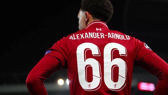 أرنولد يتوقع نهاية ممتعة ومثيرة لموسم ليفربول تحدث الشاب الإنجليزي ترينت أليكساندر أرنولد مدافع وظهير أيمن ليفربول الإنجليزي Alexander Arnold Liverpool Arnold