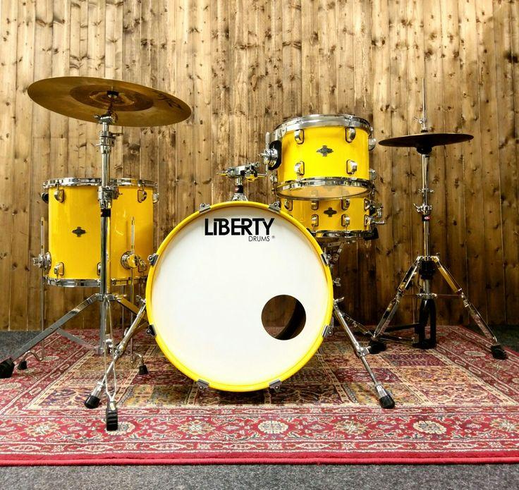 Liberty Drums Richmond Series drum set