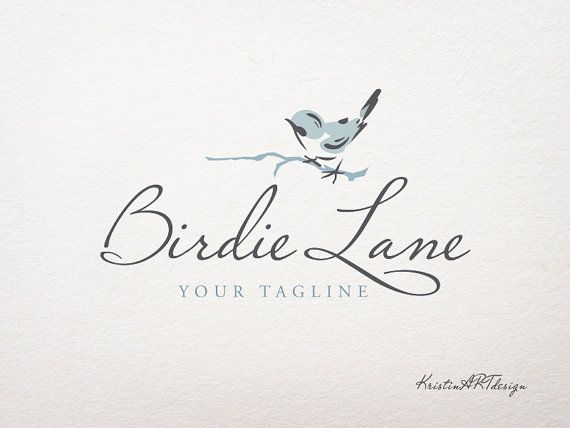 Also like this bird and font.  We like the fancy font on Simply Bliss and the more structured font for studio