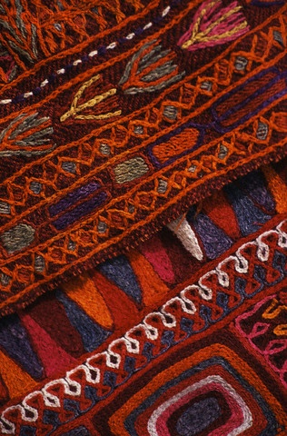 98 Best S Iraqi Embroidered Rugs Images On Pinterest
