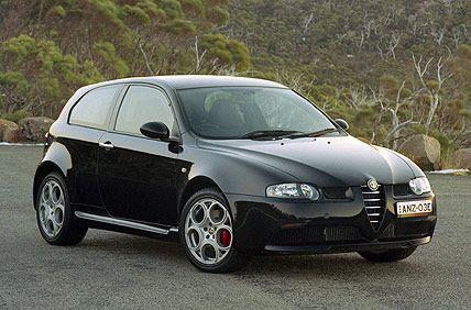 Alfa Romeo 147 16 TSpark